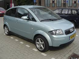 1999 Audi A2 – Most Desirable Cars In The World