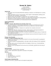 Nurse Resume Template Free Free Nurse Resume Template Example Of Resumes 1