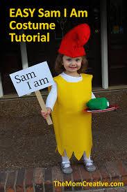 easy sam i am costume tutorial