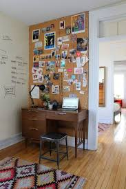 cork boards for office. Interesting Office View In Gallery Entire Wall Tiled With Cork Board And Lined Mini Lights Inside Cork Boards For Office B
