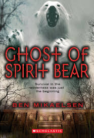 ben mikaelsen books author biography and reading level scholastic book ghost of spirit bear
