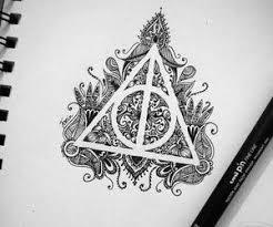 Harry Potter Disegni Tumblr A Matita Hp Harry Potter Tattoos