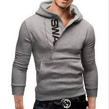 Cheap Designer Hoodies Saf Mens Fashion Cardigan Napping Hoodies Grey Popular Zipper Design Fleece Hoodie Jacket Warm Outwear 5 Colors