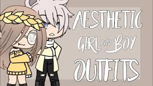 Gacha Life Outfits For Boys Aesthetic