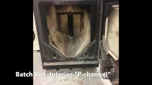Batch Rocket Stove Design Abc Acres Rocket Mass Heater Free Batch Box Design Plans Episode 058