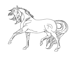 Breyer Coloring Pages Democraciaejustica