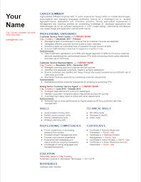 Examples Of Qualifications For Resumes Chronological Functional Or Combination Resume Format Pick