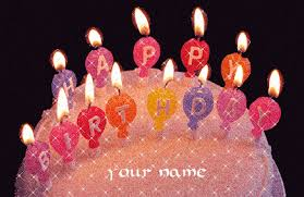 Write Name On Gif Birthday Cake With Name Namegifcom