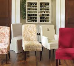 awesome armless dining chair slipcover image inspirations