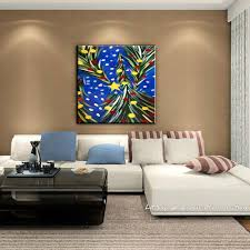 Paintings For Walls Of Living Room Christmas Gift Handpainted Christmas Tree Oil Paintings On