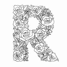 Illuminated Letters Coloring Pages Fresh Illuminated Alphabet