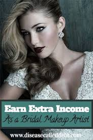 bee a bridal makeup artist earn extra ine savings finance s make money and tips