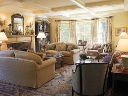 Living Room Traditional Decorating Ideas With Fine Traditional