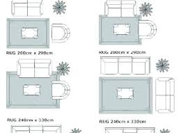 what size of rug for living room what size area rug for open concept living room
