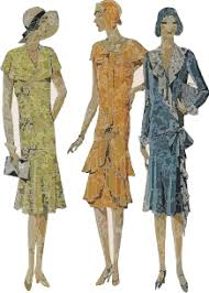 1920s Dress Patterns Enchanting Flapper Dress Pattern