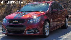 Chevrolet SS Review! - Holden and Pontiac in Disguise - YouTube