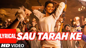 Sau Tarah Ke Full Song with Lyrics Dishoom John Abraham.