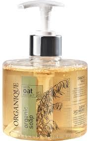 Organique Soaps - <b>Органическое</b> жидкое <b>мыло с экстрактом</b> овса ...