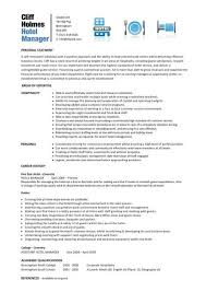 Hotel General Manager Resume Example Resume Pinterest Cover Letter