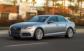 2018 audi a4 silver. 2018 audi a4 silver front left driving - photos daily news autos awards: recommended luxury cars and suvs ny d
