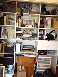 how to organize home office. unorganized home office closet how to organize