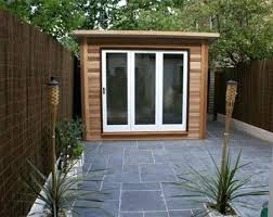 home office in the garden. Garden Office Pod Home Building Pods 5 E Small In The
