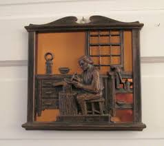 Small Picture Vintage Copper Wall Art 3d wall art Syroco Copper Home