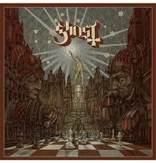 <b>Ghost</b>, <b>Popestar</b>, Vinyl - Backstage Rock Shop