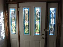 interior door glass inserts magnificent stained glass inserts for exterior doors exterior doors ideas