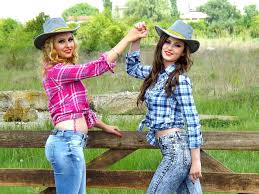 Cowboy and the lesbian