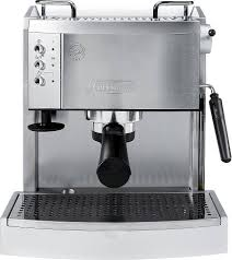 Kitchen & dining home holiday shop sports & outdoors target berghoff entrotek myofficeinnovations stansport toynk vm. De Longhi Espresso Machine With 15 Bars Of Pressure Milk Frother And Removable Water Tank Stainless Steel Ec702 Best Buy