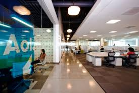 twitter doubles silicon valley office. View In Gallery Open Office Area With Conference Room Twitter Doubles Silicon Valley Y