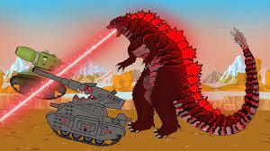 xe tăng quái vật tổng hợp 👺👽🤖🍎 Quái vật Godzilla tấn công , phim hoạt  hình xe tăng - Phim Hoạt Hình Mới #1 - Blogradio - Kênh tin tức tổng hợp  hàng đầu Việt Nam