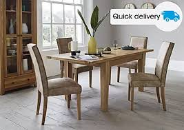 wooden dining room furniture. Save £200. Furnitureland California Extending Rectangle Dining Table Wooden Room Furniture O