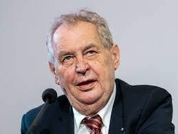 Gesundheit - Tschechischer Präsident Zeman nicht amtsfähig - Wiener Zeitung  Online
