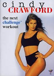 cindy crawford the next challenge dvd