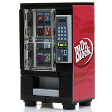 Cheap Soda Vending Machines For Sale Enchanting Making Dew Custom LEGO Soda Vending Machine Build Better Bricks