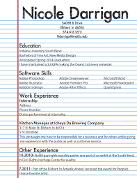 Artist Resume Sample Writing Guide Genius How To Write An Art T