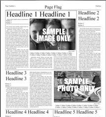 26 Newspaper Templates Free Word Pdf Psd Indesign Eps