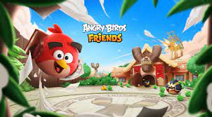 Angry Birds Friends - Home