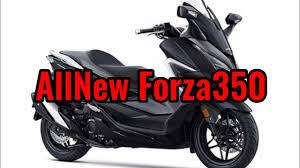 All new honda forza 350 2020.TH - YouTube