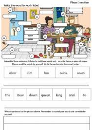 Phonics worksheets and online activities. Phonics Worksheets And Online Exercises
