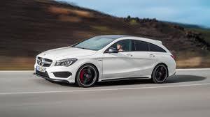 Mercedes reveals the CLA 45 Shooting Brake | Top Gear