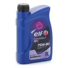 <b>Трансмиссионное масло ELF</b> Tranself NFJ 75W-80 1 л — купить в ...