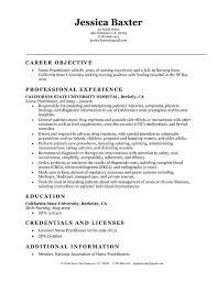 ... 30 Entry-Level Nurse Resume Samples - Chronological Format Entry Level  For Nurse Position ...
