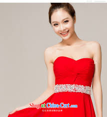 recall that the red makeup spring bridal wedding dress 2016 new