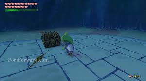 The Legend Of Zelda The Wind Waker Use The Bow And Arrow
