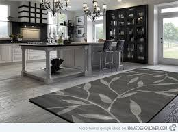 beautiful ideas kitchen slice rugs design 15 area rug designs in kitchens home design lover