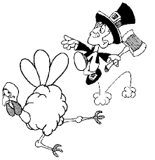running turkey clipart black and white. For Running Turkey Clipart Black And White