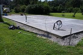 2021 concrete slab cost per square foot